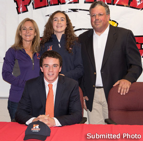 Max Spaan and family