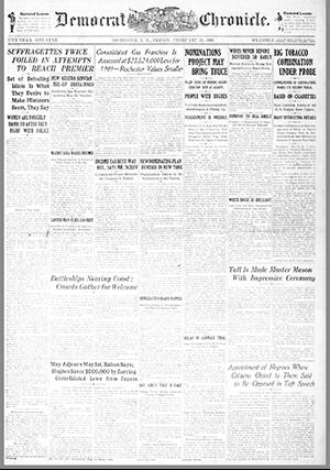 D&C Front Page